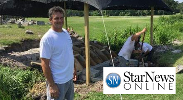 McGraw Hardscapes in Star News Online